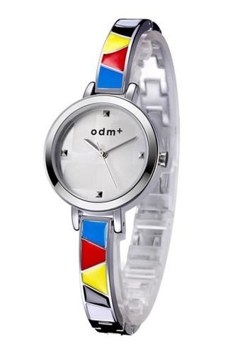 Odm - Jam Tangan Analog Wanita - DM044-03 - Multicolor