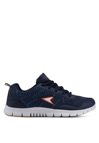 Power orange and navy Power Men Cross Training Shoes F1878SHC53F574GS_1