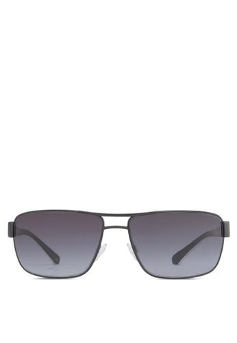 不銹鋼方esprit 香港框太陽眼鏡, 飾品配件, 飾品配件
