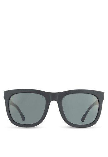 基本款休閒粗方框zalora 衣服評價太陽眼鏡, 飾品配件, 飾品配件