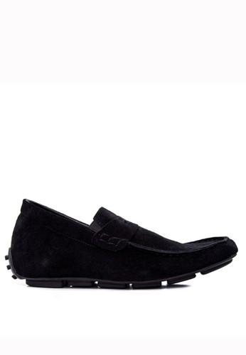 Keeve black Keeve Shoes Peninggi Badan Formal 139-Hitam 3A030SH2E915BBGS_1