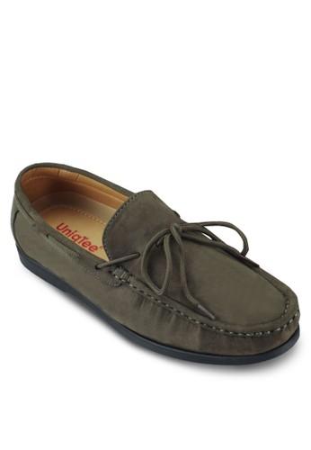 經典蝴蝶結麂皮船型鞋, 鞋esprit tw, 鞋
