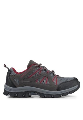 Weinbrenner grey Hiking Shoes 5774BSH681B0E7GS_1