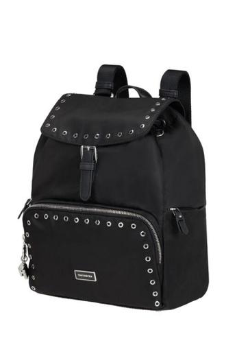 Samsonite black Samsonite Karissa 2.0 Backpack 3Pkt 1 Buckle Eyelet 9FA13AC1D19EC3GS_1