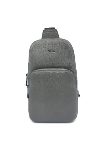 5686a9a183a1c6 Buy Goldlion Goldlion Premium Leather Crossbody Bag Online on ZALORA ...
