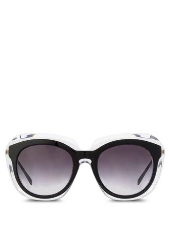 Dolce & Gabbana black DNA DG4282F Sunglasses DO384GL98WQBMY_1