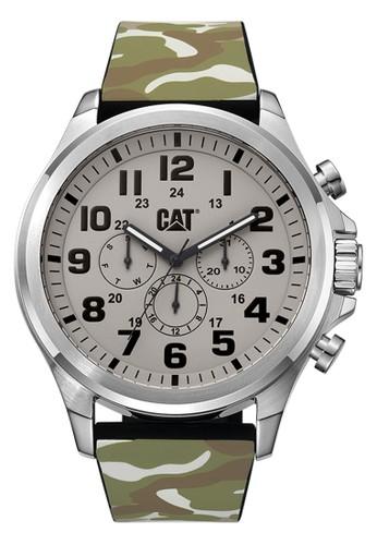 Caterpillar multi Casual Men's Watches CAT PU.149.20.010 01562AC782F63CGS_1