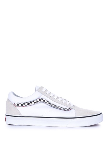 b46f919b161 Shop VANS Sidestripe V Old Skool Sneakers Online on ZALORA Philippines