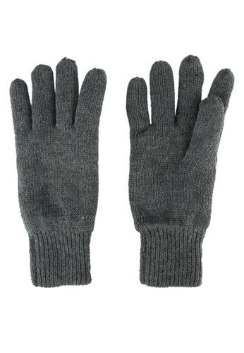 Burton Menswear London grey Grey Thinsulate Gloves BU964AC0S5M7MY_1