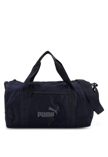 PUMA navy Gym Bag IND III 4E2C0AC4103187GS_1