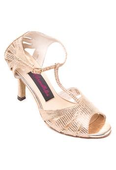T-strap Sandals Dancing Shoes