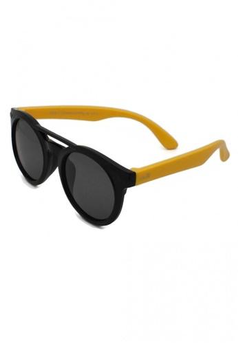 jojo black Retro Double Bridge Polarized Sunglasses 42D06KCF901BD5GS_1