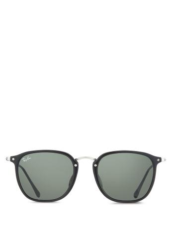 Ray-Ban 黑色 RB2448NF Sunglasses RA896GL14WDTMY_1