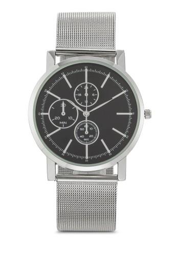 網esprit香港門市眼金屬圓錶, 錶類, 飾品配件