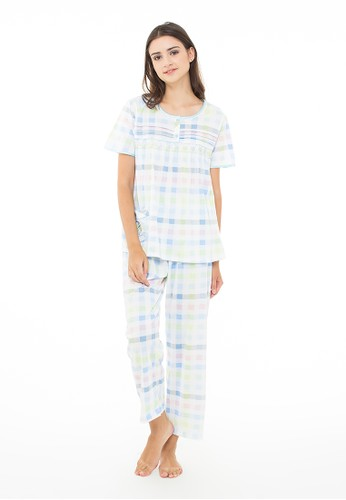 Pajamalovers Yoana Blue