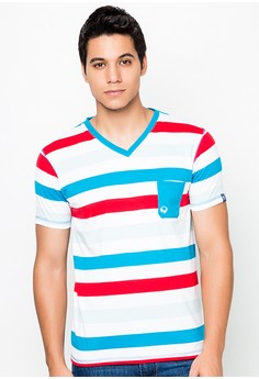 Boys Tees Stripes