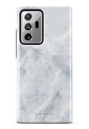 Polar Polar grey Snow Mountain Dual-Layer Tough Case Glossy For Samsung Galaxy Note20 Ultra 5G FEDBBACFDB3ACBGS_1