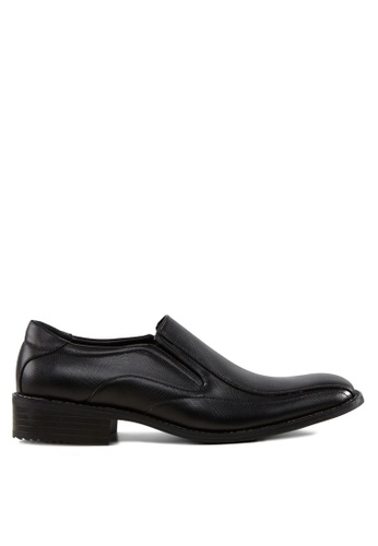 Frank Williams black Dress Shoe FR033SH55YZSSG_1