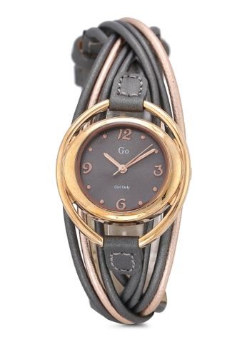 GO grey and multi Enlace-Moi Watch 207A4AC325CE45GS_1