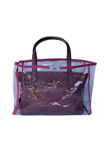 Oh My Bag pink Bag Filers 10 x 15 OH726AC09UNMPH_1
