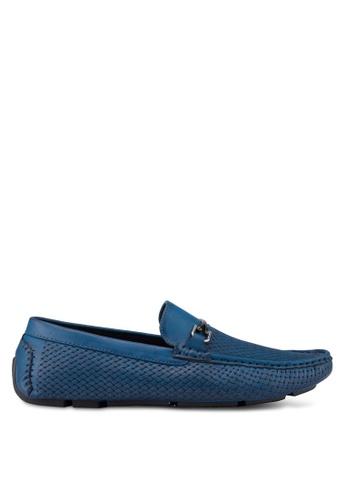 Voze blue Voze Casual Loafers VO198SH73GZYMY_1
