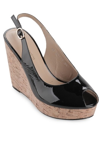 Andre Valentino black Andre Valentino Ladies Shoes AN818SH31JMAID_1