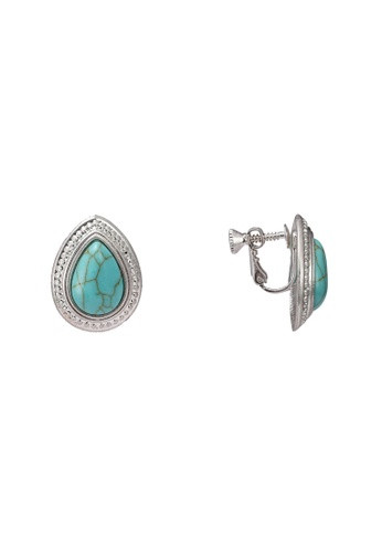 niko and ... blue Beaded Earrings 3AF1CACDE688D0GS_1