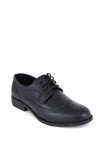 Easy Soft By World Balance black Basel MS Formal Shoes 03DE3SHFC4F79FGS_1