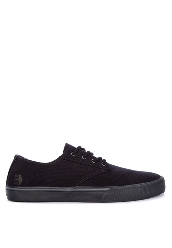 Etnies black Jameson Vulc L Sneakers 54152SH9047271GS_1