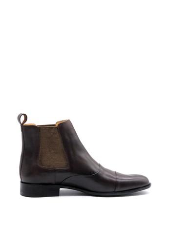 Ftale Footwear brown Ftale - Chelsea Brown 91C89SH160FF46GS_1
