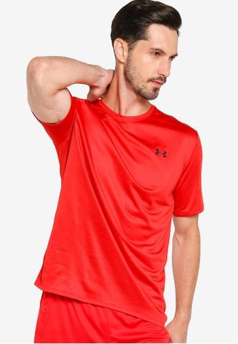 Under Armour 粉紅色 UA Training Vent 2.0 Short Sleeve Tee 64882AA7D2057CGS_1