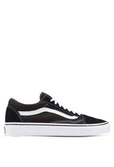2d21d657dbb1 VANS black Core Classic Old Skool Sneakers VA142SH90BQJSG 1