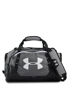 a4fbad40fab8 Under Armour grey Ua Undeniable Duffle 3.0 Small Bag UN337AC0SU3YMY 1