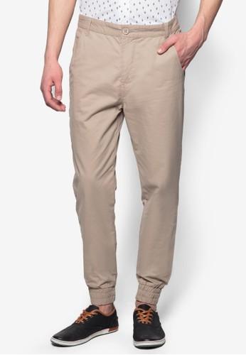 經典束腳棉esprit品牌介绍質長褲, 服飾, 直筒褲