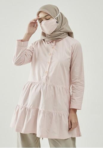 MFMW pink MFMW Sariola Tunik Pink 80FAAAA0AB0BCCGS_1