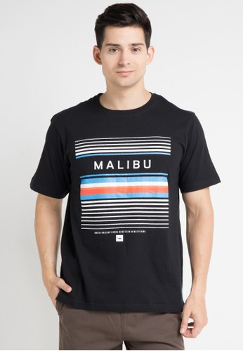 Malibu black T-Shirt MA962AA0WE5YID_1