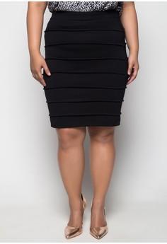 PBT Bandage Skirt