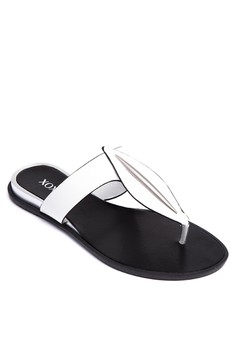 Candice Wedge Slides