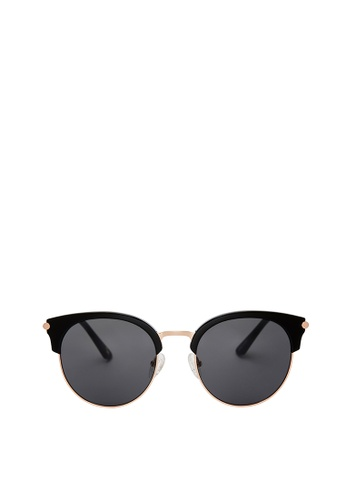 Carin black and multi and gold Loist II C1 Sunglasses BFD88GL126EAE9GS_1