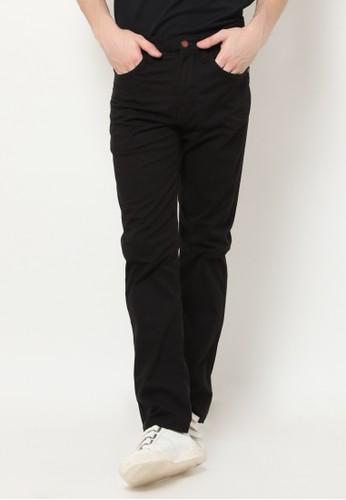 MGEE black Mgee Casual Pants FF3AEAA3EC26CCGS_1