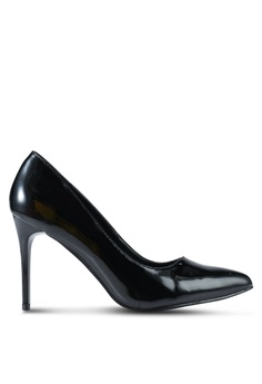 0d70b94687df VINCCI black Pointed Pumps 1A0A8SH16A6418GS 1