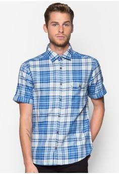 Woven Short Sleeves Shirt