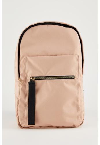 DeFacto pink Woman Backpack Bag 1DDEEAC01F6B9DGS_1