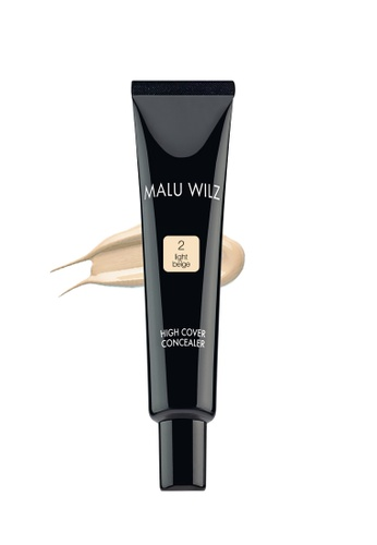 Malu Wilz beige High Cover Concealer 2 MA792BE67TWIMY_1