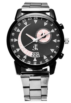 Round Dial Analogue Watch JCW-F-1395
