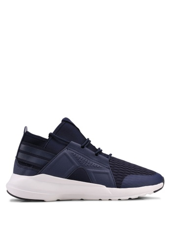 North Star blue Mesh Sneakers 87573SH4AFC7FDGS_1