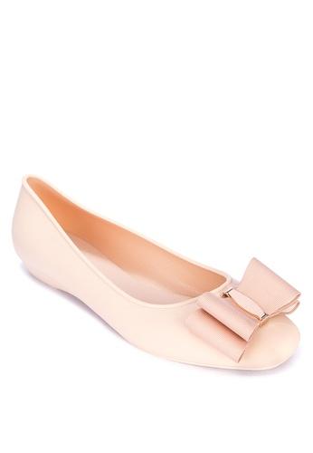 Alberto beige Ballerina Flats DD192SH40B41EFGS_1