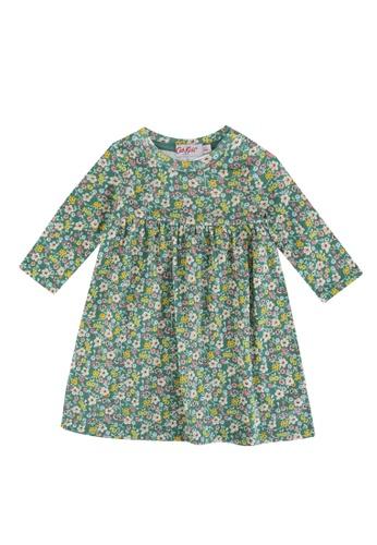 Cath Kidston blue Pembridge Ditsy Baby Everyday Dress A097EKA43BCEFAGS_1