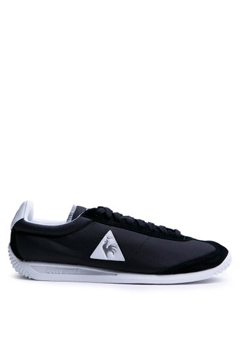 Le Coq Sportif black Quartz Nylon Shoes 1CFF8SH51E8C8FGS_1