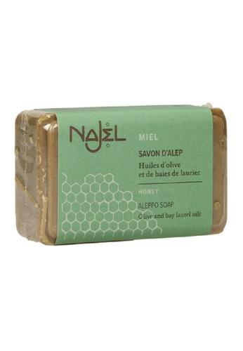 NAJEL NAJEL - Aleppo Soap with Honey(100g) 26AA6BEA3EAB77GS_1